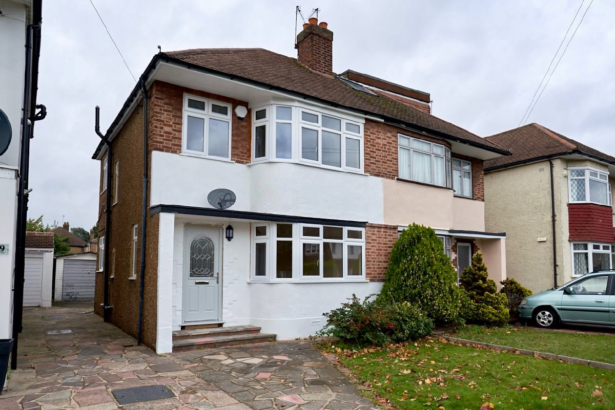 Front of property in Bromley